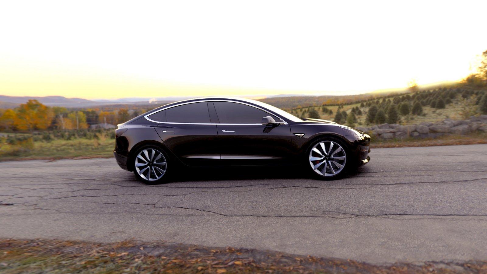 Děsí Tesla Model 3 německé konkurenty? Odpověď chystá Audi i BMW –  AutoRevue.cz