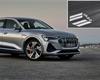 Audi e-tron Sportback oficiálně: SUV-kupé na elektřinu má revoluční světla
