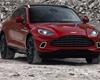 Aston Martin DBX oficiálně: První SUV značky má 550 koní i něco pro pejskaře