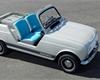 Retro elektromobil od Renaultu: Koncept e-Plein Air má vnitřnosti vozítka Twizy