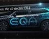 Mercedes poprvé ukázal nový elektromobil EQA. Nakonec to bude crossover