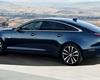 Nový Jaguar XJ prý nebude pouze elektrický. Později má přijet i s šestiválcem