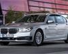 BMW ukazuje prototyp autonomní řady 7. Limuzína už vůbec nepotřebuje řidiče