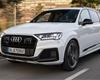 Z Audi Q7 je už také plug-in hybrid. Má spotřebu 2,8 litru a elektricky ujede až 43 km