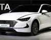 Nový Hyundai Sonata Hybrid detailně: 195 koní doplňuje energie ze Slunce