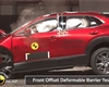 Mazda CX-30 si odnáší rekordní hodnocení v testu Euro NCAP. Překonává i Volvo