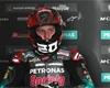 MotoGP: Quartararo je nejrychlejším mužem dne. Čas mu ale málem smazali