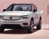 Volvo XC40 Recharge oficiálně: Elektrický crossover má 408 koní a ujede přes 400 km