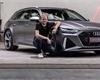 Audi RS 6 Avant poprvé naživo: Nový supersport s obřím kufrem má 600 koní!