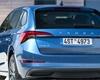 Škoda Scala na plyn oficiálně: Nízké spotřebě obětovala i to, co Češi milují