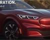 Ford Mustang Mach-E odhalen únikem. Máme první technické informace, ujede až 482 km