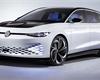 VW odhaluje studii ID. Space Vizzion. Elektrického kombíku se opravdu dočkáme