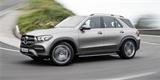 Mercedes GLE dostal nový naftový mild-hybrid. S výkonem 272 koní není pozadu