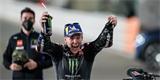 MotoGP v Portugalsku: Quartararo si k narozeninám daroval výhru, průběžně vede