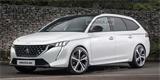 Nový Peugeot 308 vykreslen podle fotek špionů. Líbil by se vám?