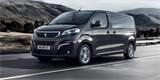 Peugeot představil elektrický e-Traveller. Na nejlepší dojezd vám musí stačit 60 kW