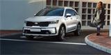 Nová Kia Sorento má české ceny. Skvělá výbava a silný turbodiesel jsou standard
