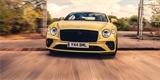 Podívejte se, jak nejrychlejší Bentley řádí v bývalém skladu jaderných hlavic