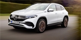 Mercedes-Benz EQA se dvěma motory dorazil do Česka. Nejsilnější má 292 koní