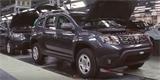 Podívejte se, jak se vyrábí Dacia Duster. Video ukazuje detailně rozsáhlý proces