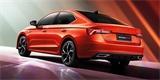 Prodloužená Škoda Octavia oficiálně: Vypadá jako RS, v Evropě ji ale nečekejte