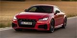 Audi TTS má teď 320 koní, dostává verzi Competition Plus. To však není všechno