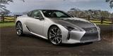 Krásné japonské kupé Lexus LC prošlo lehkou změnou. Naštěstí k lepšímu
