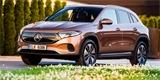 TEST Mercedes-Benz EQA 250: Zlatíčko do zásuvky jen pro holky? Tak to pozor!