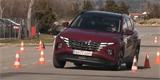 Nový Hyundai Tucson si v losím testu nevedl nejlépe. Je to daň za pohodlí?