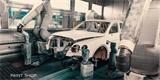 Prohlédněte si výrobu nejrychlejšího SUV světa. Podobné video ještě nikdy nikdo nenatočil