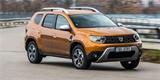 Minitest Dacia Duster 1.0 TCe Prestige: V plné výbavě za cenu holé Fabie Combi!