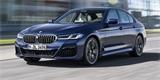 Modernizovaná BMW řady 5 a 6 GT: Mild-hybridy vládnou nabídce motorizací