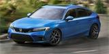 Nová Honda Civic hatchback oficiálně: V Evropě jen hybrid, ještě se ho načekáme