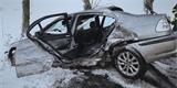 Zima na silnicích v Česku: Rychlost a nesprávný styl jízdy jsou častou příčinou nehod