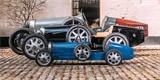 První Bugatti Baby II jsou u zákazníků. Asi tušíte, jaká klientela je kupuje