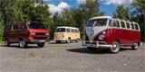 Prahu ovládnou VW Bulli všech generací! Přijďte se podívat na spanilou jízdu