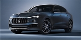 Maserati Levante přijíždí i jako hybrid. Pod kapotou má čtyřválec o 330 koních