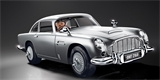 Jedeme, pane Bonde! Playmobil uvádí vychytaný Aston Martin DB5 z filmu Goldfinger