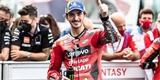VC San Marina MotoGP: Bagnaia udržel Quartarara za sebou a podruhé v řadě vítězí