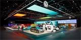 VW otevřel virtuální autosalon. Ženevský stánek si můžete prohlédnout i z gauče