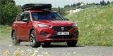 TEST Seat Tarraco FR 2.0 TSI 4WD DSG: Když chcete hot-hatch, ale přijdou děti