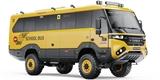 Přijíždí autobus pro cestu do školy na konci světa. Tento Torsus odveze 35 dětí