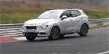 Nová Kia Sportage spatřena na Nürburgringu. Řidič se s SUV rozhodně nemazal