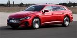 Nový VW Arteon má první české ceny. Příplatek za kombi vynahrazuje výbavou