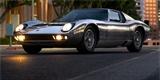 Bude stát majlant. Lamborghini Miura s nelakovanou karoserií míří do aukce
