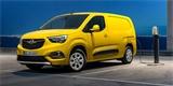 Opel představil elektrické Combo-e. Malá dodávka ujede až 275 km a uveze 800 kg