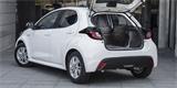 Toyota Yaris přijíždí v užitkové verzi. Zadní sedačky obětovala pro 720 litrů v kufru