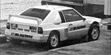 Podle Audi neexistuje. RS 001 s nápisy JZD Slušovice ale tajně testovali v ČSSR