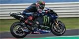 MotoGP má nového mistra světa! Quartararo dojel čtvrtý, přesto mu to stačilo