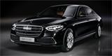 Mercedes ukazuje novou obrněnou třídu S. Pod kapotu radši nasadil výkonný V12